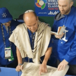 Israeli Baseball Team's Purim Miracle at World Baseball Classic [VIDEO]