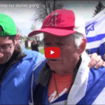 Holocaust Survivor on March of Living: Tell Our Stories