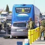 One Injured in Ramming Attack in Gush Etzion