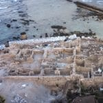 Rothschild Foundation Investing $27 Million in Caesarea's Hidden Treasures [PHOTOS]