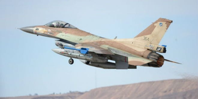Israel Confirms That Israeli Air Force Strike Destroyed 100 Syrian Missiles