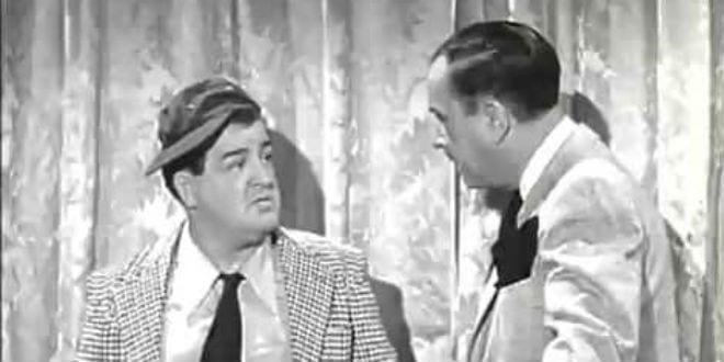 Hebrew 101 by Abbott and Costello - Jewish World Review