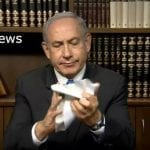 "VIDEO: Netanyahu Brings ""Fake News"" Into Spotlight Before BIN Media Conference"