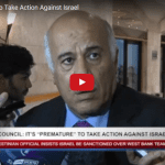 "World Soccer Organization FIFA Hesitates to ""Take Action"" Against Israel"