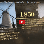 Balfour to UNESCO: The Everlasting Jewish Tie to the Land of Israel