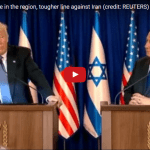 """Trump in Israel: """"We Are More Than Friends"""""""