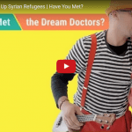 Meet the Israeli Clowns Cheering Up Syrian Refugees