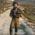 """IDF – and Soldier's Grandmother – Slam """"Humanitarian"""" Anti-Israel Group [VIDEO]"""