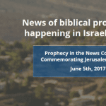 "Breaking Israel News to Hold First-Ever ""Prophecy in the News"" Conference"