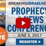 WATCH: Prophecy in the News Conference 2017