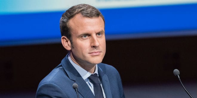 French president Admits: pro-Hamas group connected to beheading of Teacher