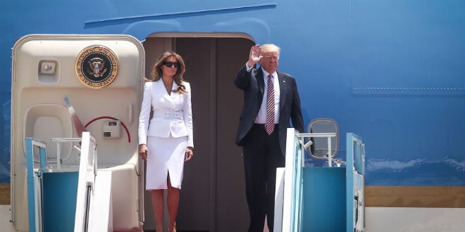 CALL TO PRAYER: Trump and Melania Diagnosed with COVID-19