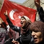 Turkey Eclipsing Jordan in Arab Claims to Old City, Temple Mount