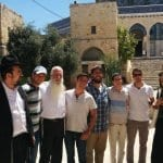 Secret Jewish Wedding On Temple Mount Under the Eyes of Waqf [WATCH]