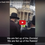 "Hezbollah Supporters Blame ""Zionists"" for London Fire"