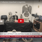 Massive Nazi Artifact Collection Unearthed in Argentina