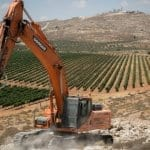 Ground-Breaking Held for First New Judea and Samaria Settlement in 25 Years