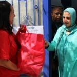 Christian-Jewish Organization, Chabad Deliver Food to Needy Muslims for Ramadan