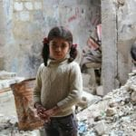 UN Agency Apologizes for Using Photo of Syrian Girl to Demonize Israel