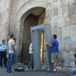 Group Sues: Jews-Only Metal Detector at Temple Mount is Racism