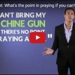 Temple Mount: What's the Point in Praying if You Can't Bring Your Gun?