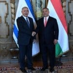Hungarian Prime Minister Acknowledges 'Sin' of WWII in Meeting With Netanyahu