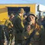 Israel's Soldiers Grateful for Two Weeks of Sponsored R&R