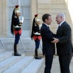French President Macron: Anti-Zionism Is Reinvented Anti-Semitism