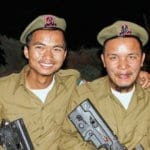 Six Members of 'Lost' Jewish-Indian Tribe Join Same IDF Combat Unit