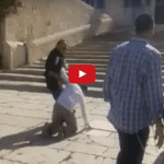 WATCH: Rabbi Jeremy Gimpel Arrested While Praying on Temple Mount