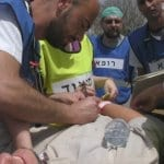 Israeli, Palestinian Rescue Teams Hold Joint Exercise in Judea and Samaria