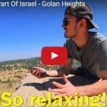 The Wildest Part of Israel: the Golan Heights!