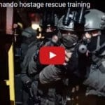 IDF Naval Forces Carry Out Hostage Rescue Training