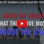 What IDF Soldiers Love About the USA