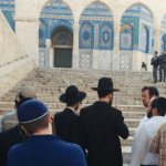 Prominent Rabbis Call For Jews to Ascend Temple Mount