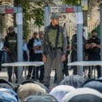 Temple Mount Compound Reopens With Tense Standoff Over Security Checks