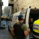 ZAKA Rescue Volunteers Consult Rabbinic Ruling Following Temple Mount Terror Attack
