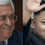 PA's Abbas Sends Greetings to North Korea's Kim Jong-Un