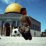 "Temple Mount Desecration: Arab Children Caught Playing Soccer at Their ""Holy Site"""