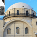 A Living Symbol of Israel's Return to Jerusalem, Hurva Synagogue Stands Proud in Old City