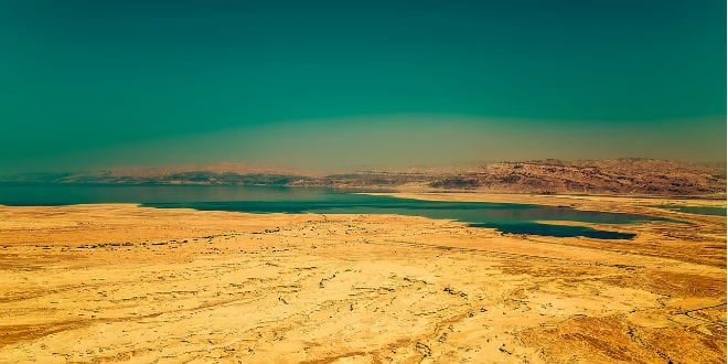Earthquake Hits Dead Sea: Is it the First 'Pre-Messiah' Quake that'll Turn it Into a 'Garden of Eden'?