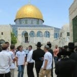 Dramatic Spike in Jewish Visitors to Temple Mount Could Spark More Terror