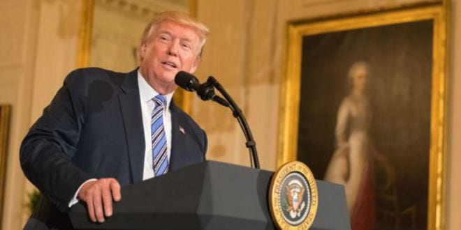 Trump Fully Intends to Leave Iran Nuclear Agreement: Report