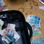 Security Forces Bust $200,000 Hamas Smuggling Ring