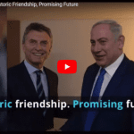 Israel and Argentina – Historic Friendship, Promising Future