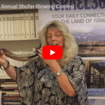 Announcing Israel365's Shofar Blowing Contest