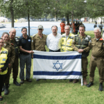 Before Yom Kippur, IDF Heroes Return From Rescue Mission in Mexico