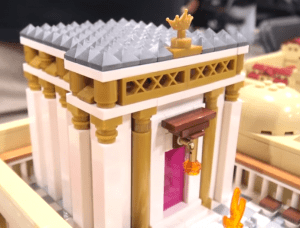 holy of holies in the bible