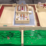 The Second Temple as You've Never Seen it Before – in LEGO [VIDEO]