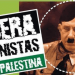 Posters Showing Netanyahu as Hitler Appear in Buenos Aires Before Prime Minister's Visit